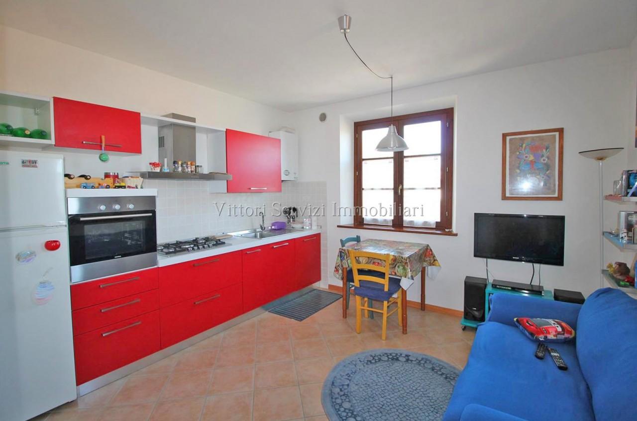 Appartamento panoramico a Torrita di Siena (SI)