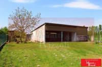 CASA INDIPENDENTE a Villanova con capannone ed ampio scoperto