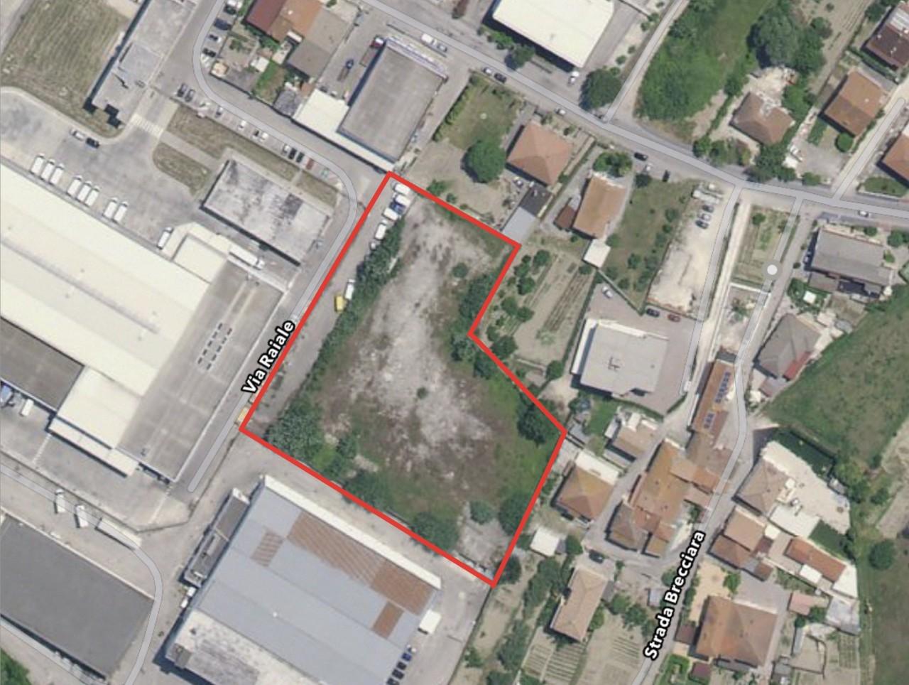 Terreno industriale edificabile in Zona Franca