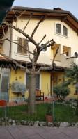 Strettoia - bella bifamiliare con 3 camere giardino e posto auto.