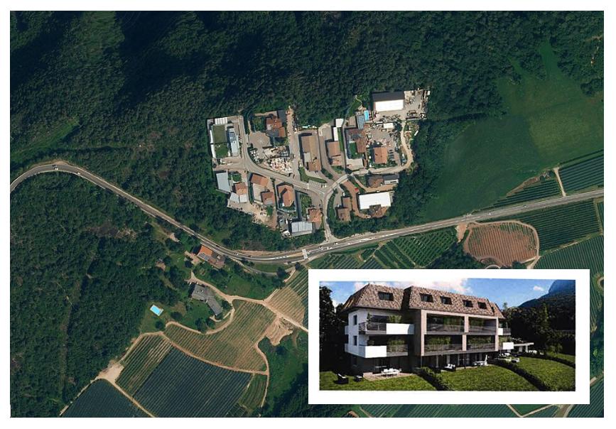 Nuova costruzione a Montagna, Fraz. Doladizza