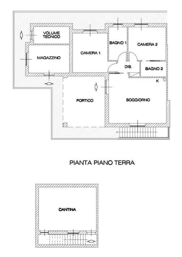 Villetta bifamiliare di nuova costruzione