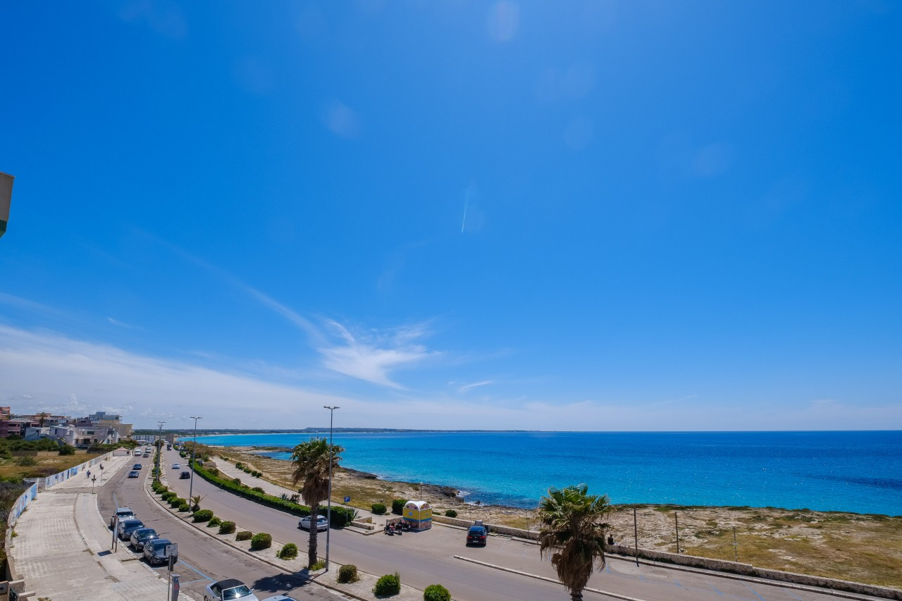 Gallipoli fronte mare finemente ristrutturato