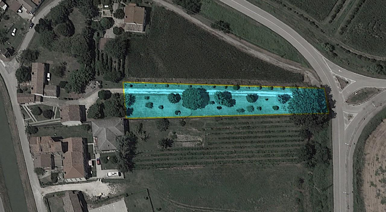 Terreno edificabile a Polesella zona Raccano