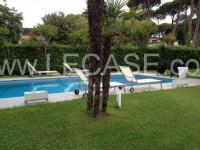 Roma Imperiale - Forte dei Marmi villa con piscina in vendita