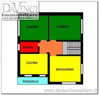 Vigonovo centro: Porzione di Bifamiliare in orizzontale con garage e scoperto.