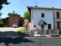 COLLINE OLTREPO' - MORNICO LOSANA - Casa semind. in vendita con terreno e orto