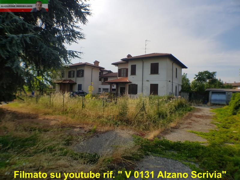 Villa in vendita a Alzano Scrivia, 6 locali, zona Località: Alzano Scrivia - Centro, prezzo € 400.000 | PortaleAgenzieImmobiliari.it