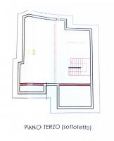 BORA ALTA DI MERCATO SARACENO - PORZIONE DI BIFAMILARE DI 130 MQ CON VISTA COLLINE