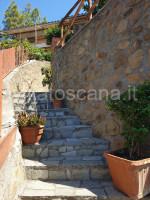 Villetta in pietra con vista mozzafiato