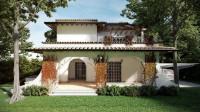Villa Bifamiliare Forte dei Marmi Vittoria Apuana in vendita