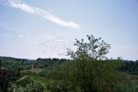 Scheune zum Ausbauen in Panoramalage mit Land