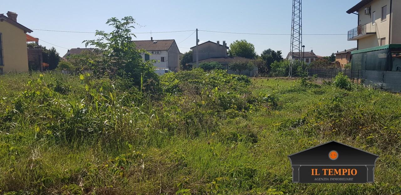 VICENZA- DUEVILLE:  LOTTO DI TERRENO RESIDENZIALE EDIFICABILE di mq. 815
