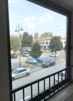 Centrale ufficio vista piazza