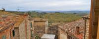 Terratetto ristrutturato nel centro storico di Trequanda (SI)