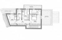 Porzione di testa 3 camere - 3 bagni - TREVISO SAN PELAJO