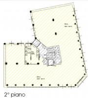 Immobile di mq 1.925 ca. ai piani 1°, 2°, 3°, 4° e 5° (di mq 385 ca. ciascuno). Uffici completament