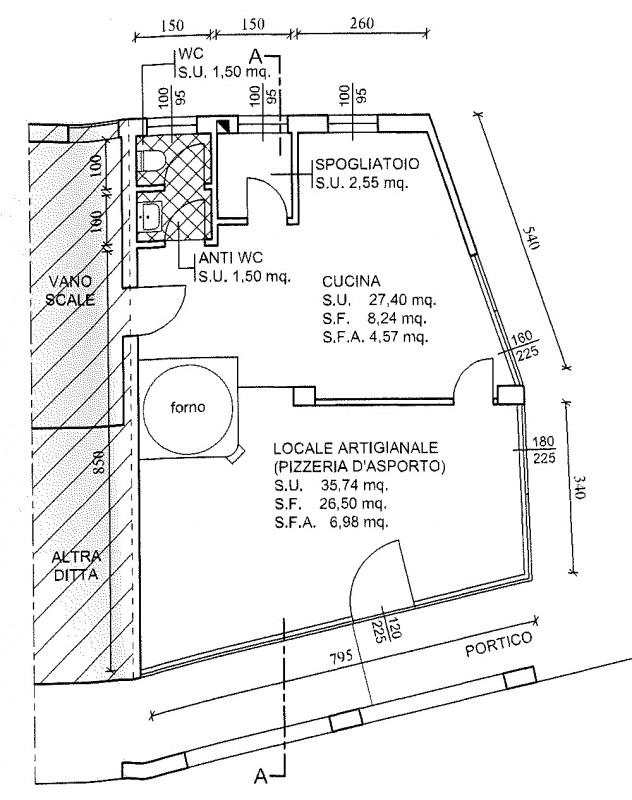 Laboratorio in affitto a Thiene, 9999 locali, prezzo € 480 | CambioCasa.it