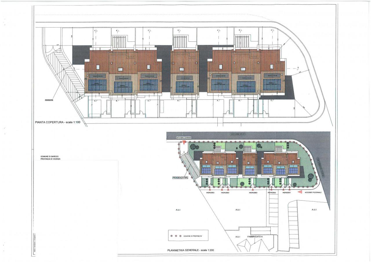 Lotto terreno edificabile con progetto in corso di approvazione
