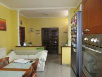 Appartamento al piano terra rialzato con garage