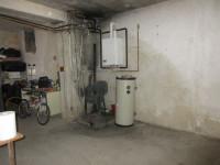 Appartamento al piano seminterrato con garage