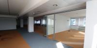 Uffici open space, inseriti in palazzina direzionale, dotati di riscaldamento e condizionamento cent