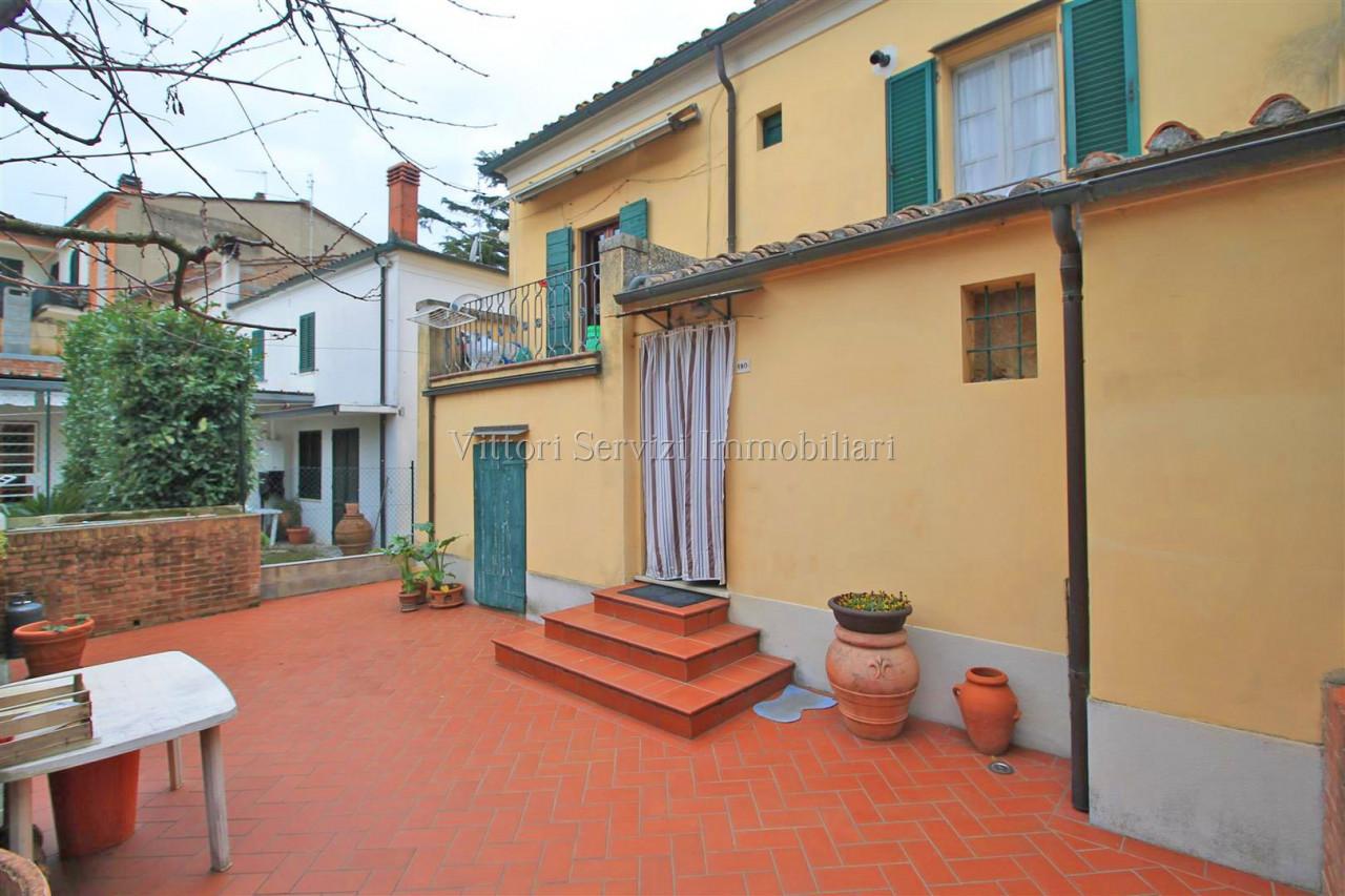 Terratetto indipendente ad Abbadia di Montepulciano (SI)