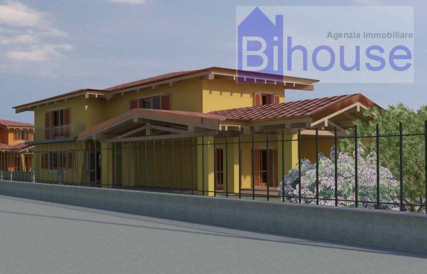COSSATO: Ville nuove 250.000 euro