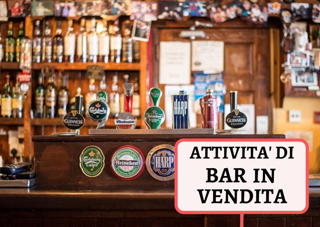 Este - Vendesi bar in centro