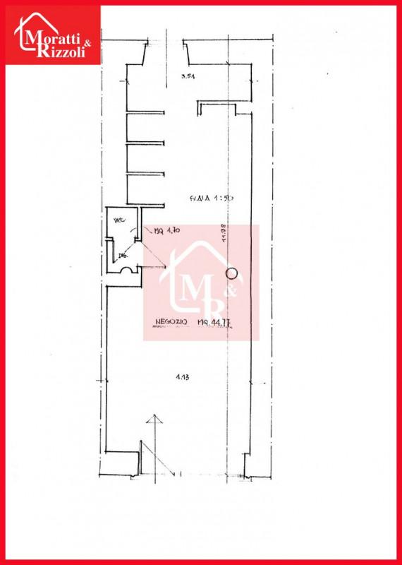 Negozio / Locale in vendita a Gorizia, 1 locali, zona Zona: Centro storico, prezzo € 65.000 | CambioCasa.it