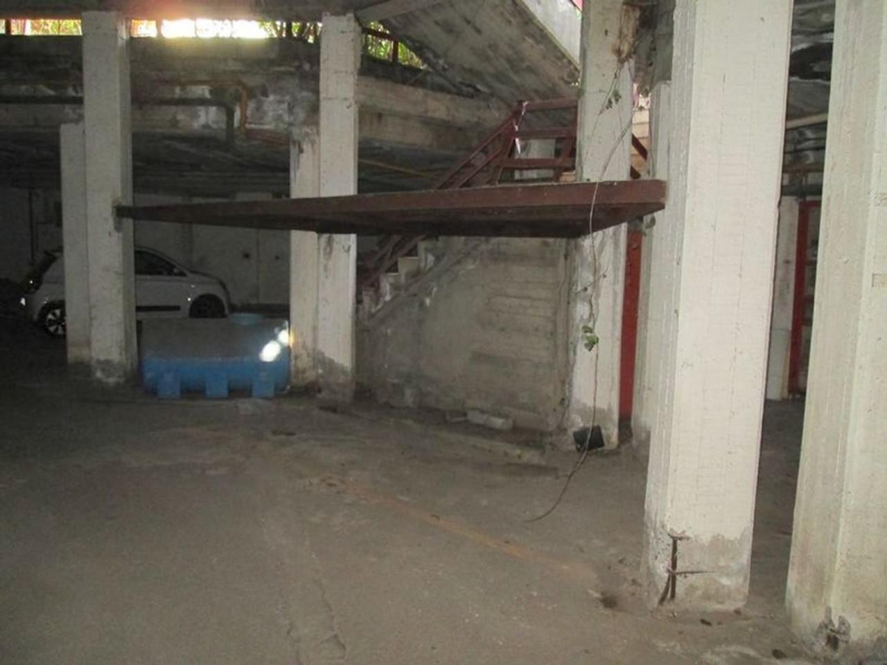 Posto auto coperto al piano interrato (sub. 123)