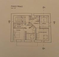 Casa terra cielo da ristrutturare con terreno agricolo a Segonzano
