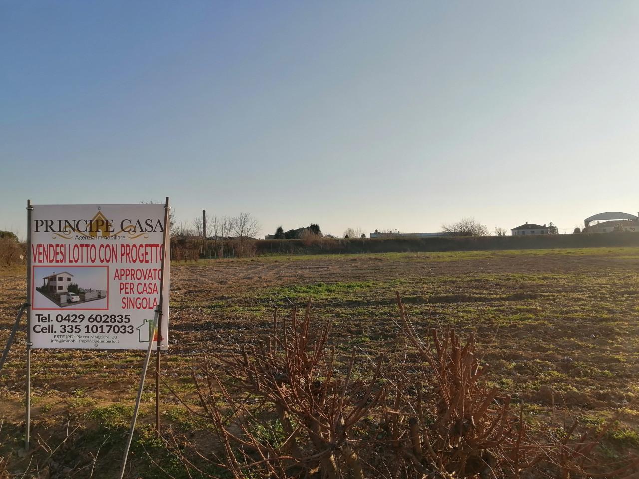 Este - Terreno edificabile in vendita