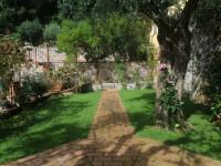 Montignoso villa bifamiliare con oliveto e vista mare