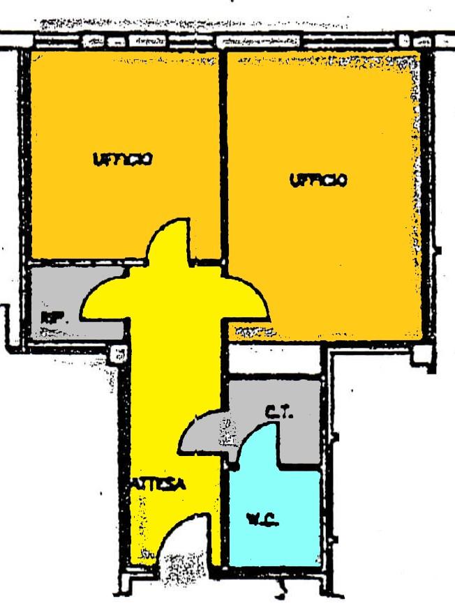UFFICIO IN AFFITTO - USCITA A4 SAN BONIFACIO