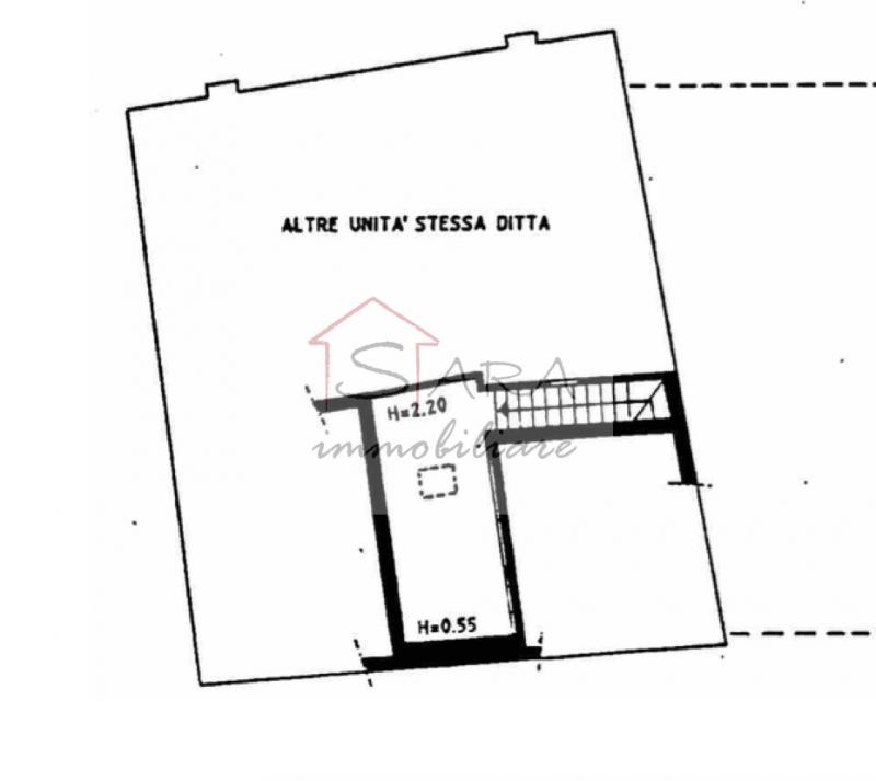 Ufficio con 2 vani e posto auto - https://images.gestionaleimmobiliare.it/foto/annunci/200616/2256523/800x800/009__planimetria.png