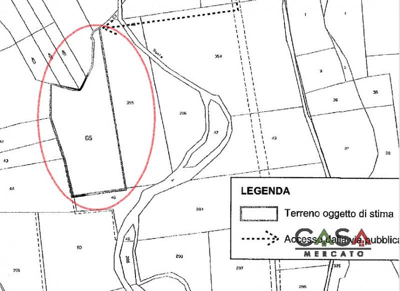 Terreno Edificabile Residenziale in vendita a Cordenons, 9999 locali, prezzo € 14.000   CambioCasa.it