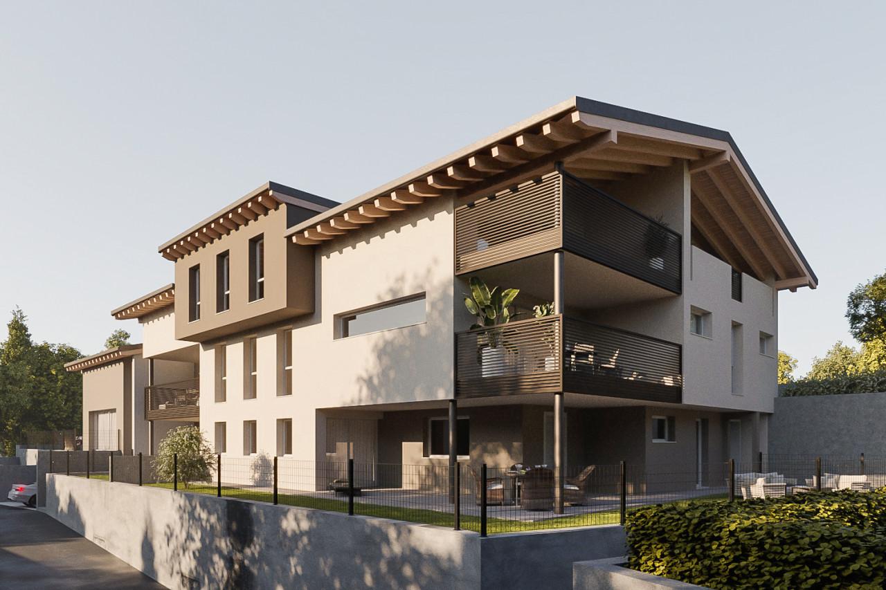 Egna: Nuova costruzione di appartamenti duplex