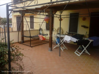 Ai91- Appartamento indipendente su 3 livelli con giardino.