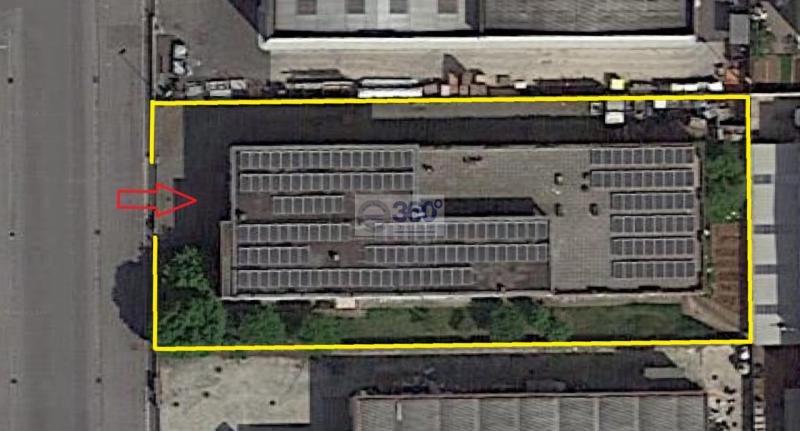 Vendita Capannone Commerciale/Industriale Chiari caduti del lavoro 24 240567