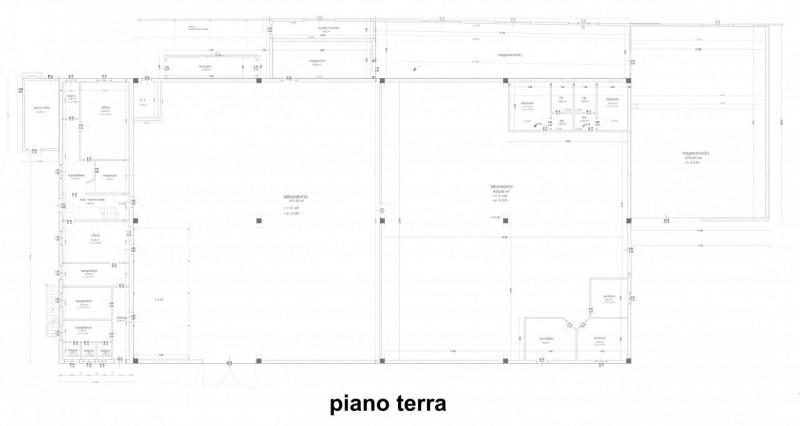 Capannone in vendita a Meldola, 4 locali, zona Località: Meldola, Trattative riservate | CambioCasa.it