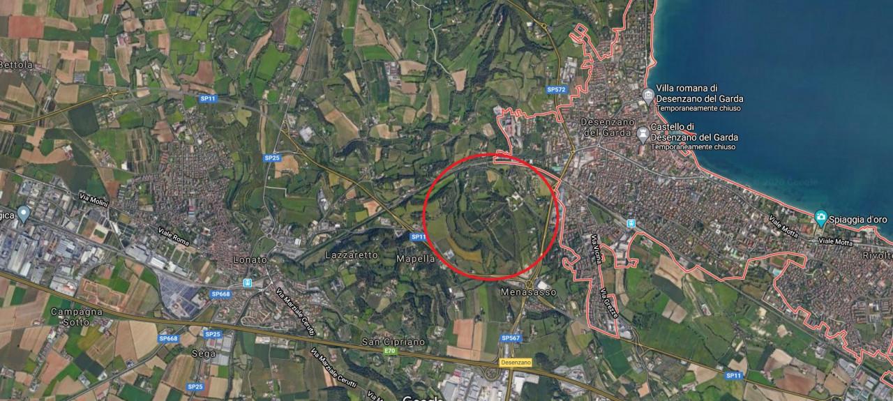 Land zum Kauf in Desenzano del Garda
