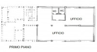 TRATTATIVA RISERVATA Immobile composto al piano terra da mq. 1.615 ca. di laboratorio con un'altezz