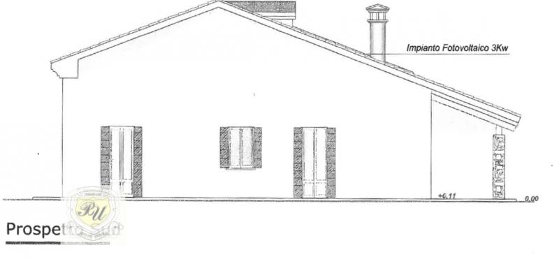 Vendo terreno edificabile residenziale Ponso (PD)