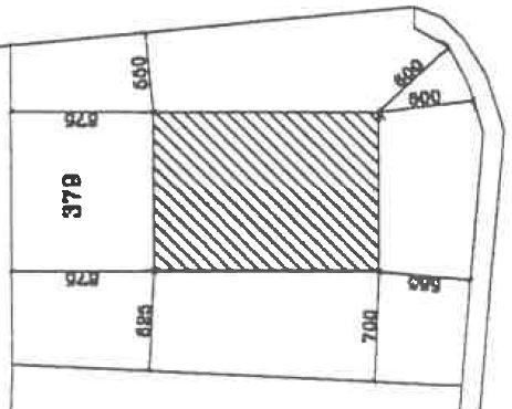 Vendo terreno edificabile residenziale Cinto Euganeo (PD)