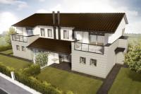 Padernello - Nuove bifamiliari di prossima costruzione