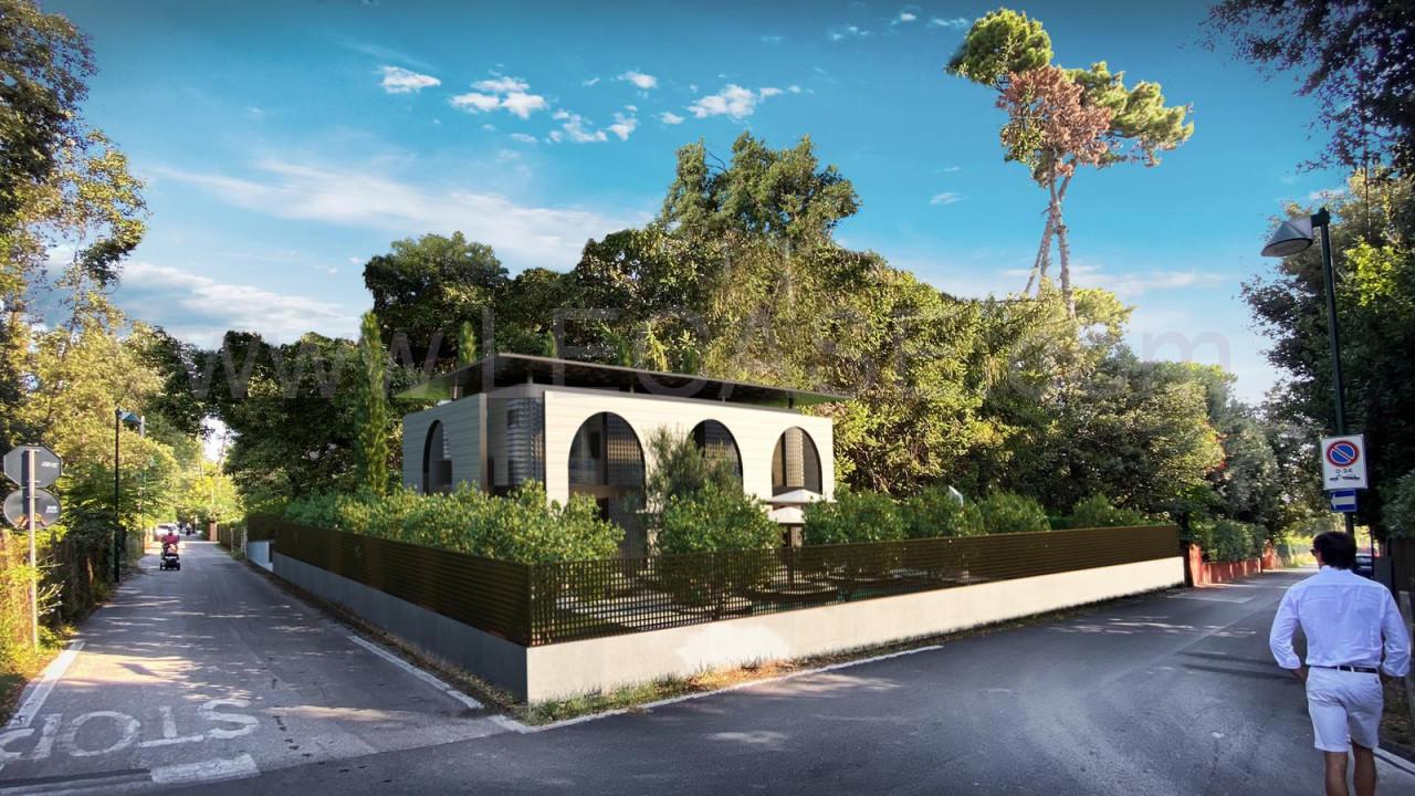 Roma Imperiale villa singola con piscina