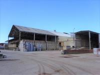 Complesso industriale-Ex Fornace con terreni pertinenziali ed agricoli