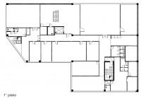 TRATTATIVA RISERVATA. Immobile su due livelli così suddiviso: mq 960 ca. al piano terra ad uso uffi