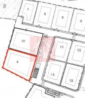 TERRENO EDIFICABILE di 1113 mq. in zona residenziale